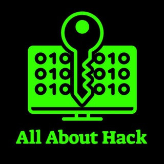 ALL ABOUT HACKER - Telegram Channel